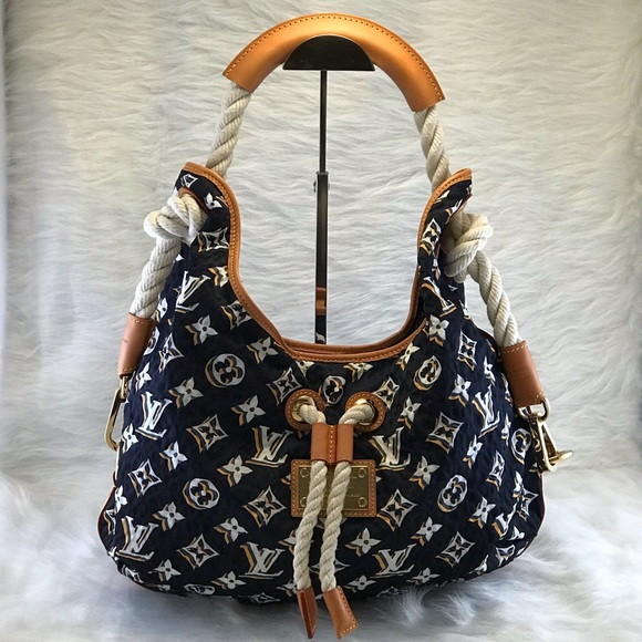 Louis Vuitton Handbags - LOUIS VUITTON Limited Edition Monogram Bulles Bag